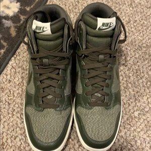 Women's Nike Air Force Wedge Sneaker